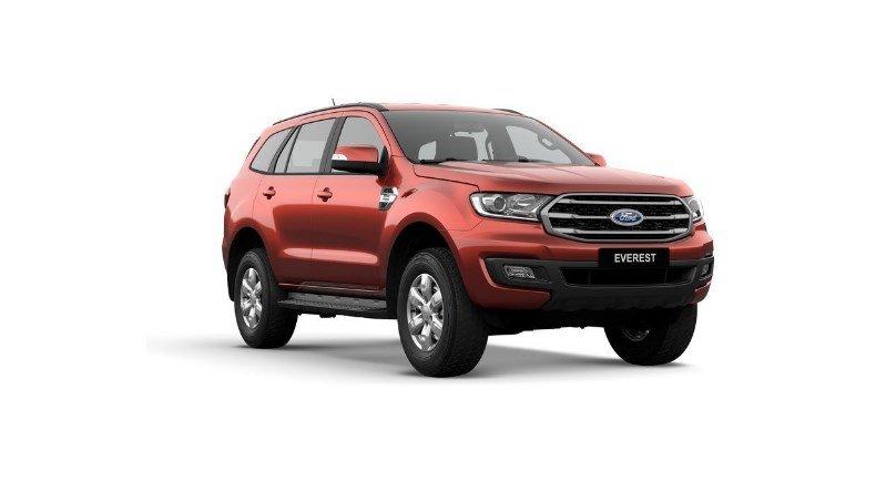 Ford Everest 2019 có 8 màu ngoại thất - Ảnh 5.