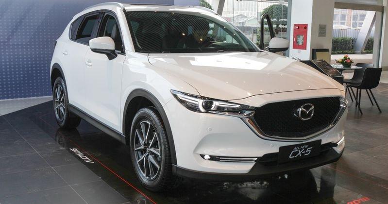 So sánh xe Mazda 3 2018 và Mazda CX-5 2018 - Ảnh 3.