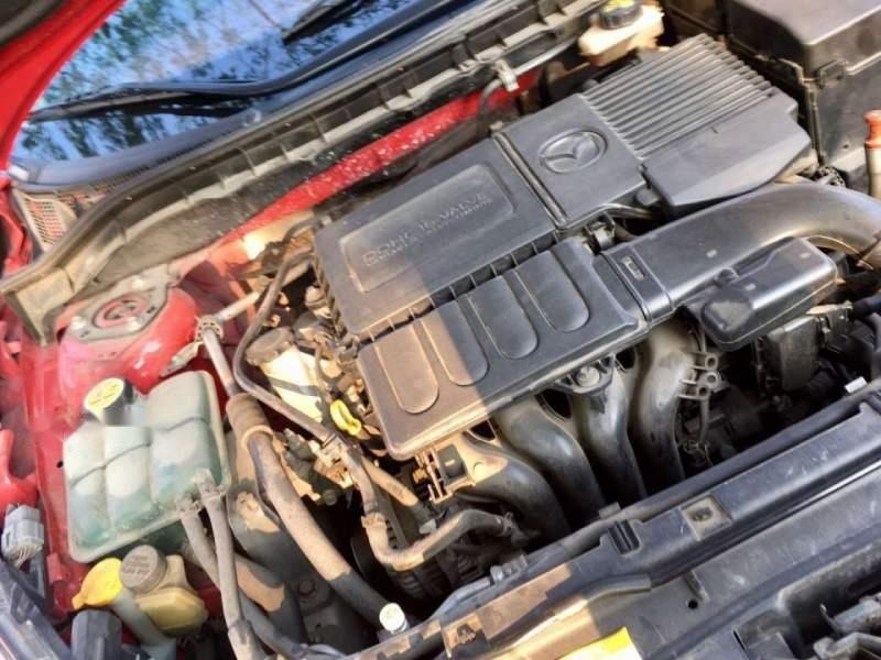 Bán xe Mazda 3 đời 2010, màu đỏ, nhập khẩu chính chủ-5
