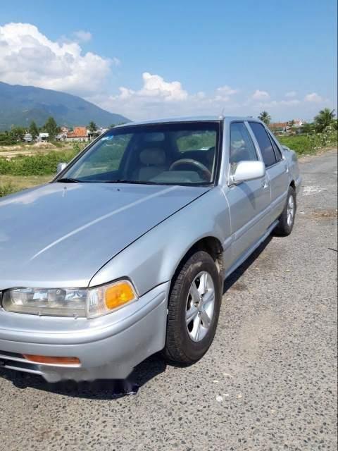 Bán xe Honda Accord sản xuất 1992, màu bạc, nhập khẩu  (2)