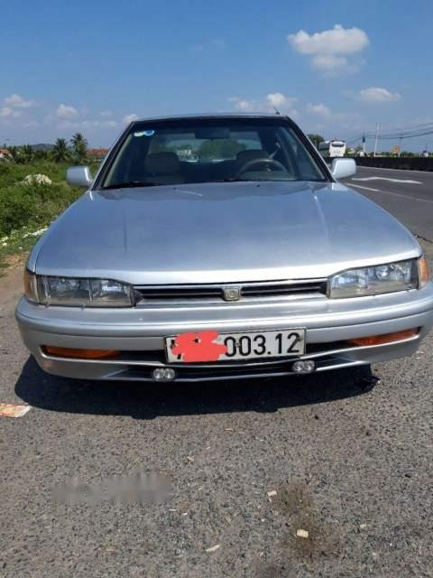 Bán xe Honda Accord sản xuất 1992, màu bạc, nhập khẩu  (1)