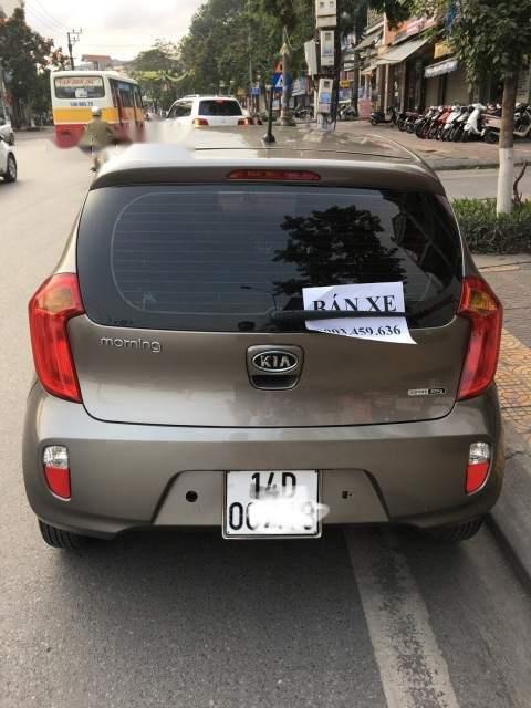 Bán Kia Morning Van 2011, mẫu mới, đăng ký lần đầu 2016 chính chủ, xe công chức đi làm-4