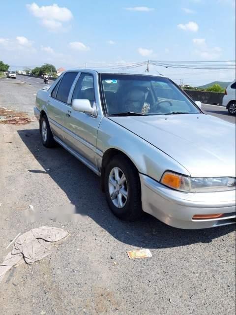 Bán xe Honda Accord sản xuất 1992, màu bạc, nhập khẩu  (3)