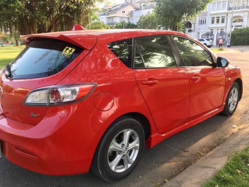 Bán xe Mazda 3 đời 2010, màu đỏ, nhập khẩu chính chủ-2