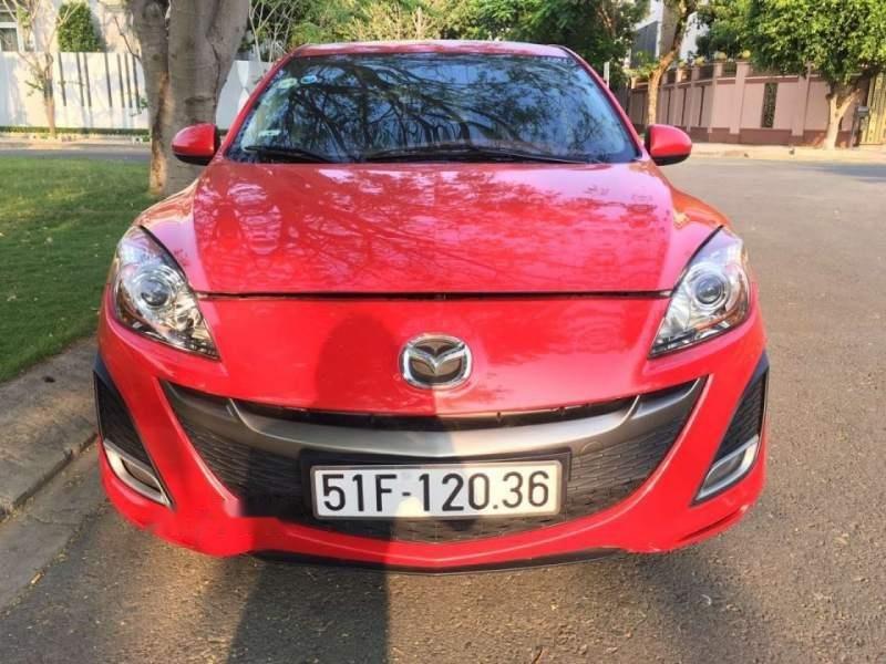 Bán xe Mazda 3 đời 2010, màu đỏ, nhập khẩu chính chủ-0
