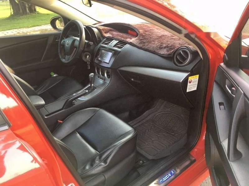 Bán xe Mazda 3 đời 2010, màu đỏ, nhập khẩu chính chủ-3