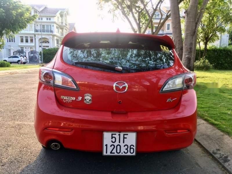 Bán xe Mazda 3 đời 2010, màu đỏ, nhập khẩu chính chủ-1
