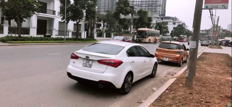 Bán Kia K3 1.6 sản xuất 2016, màu trắng chính chủ-0