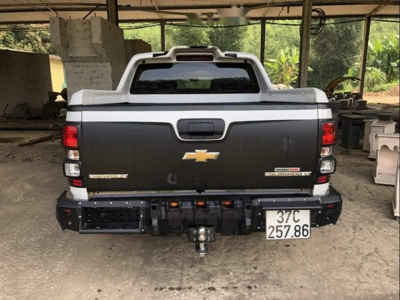 Bán Chevrolet Colorado 2.5 4x4 MT sản xuất 2017, màu trắng, nhập khẩu-3