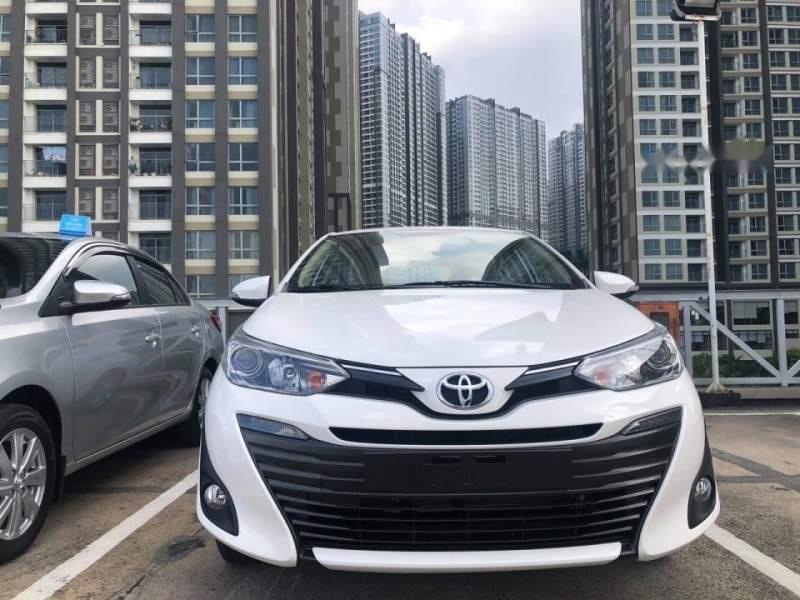 Bán Toyota Vios sản xuất năm 2019, cam kết giá siêu tốt và ưu đãi cực khủng (1)