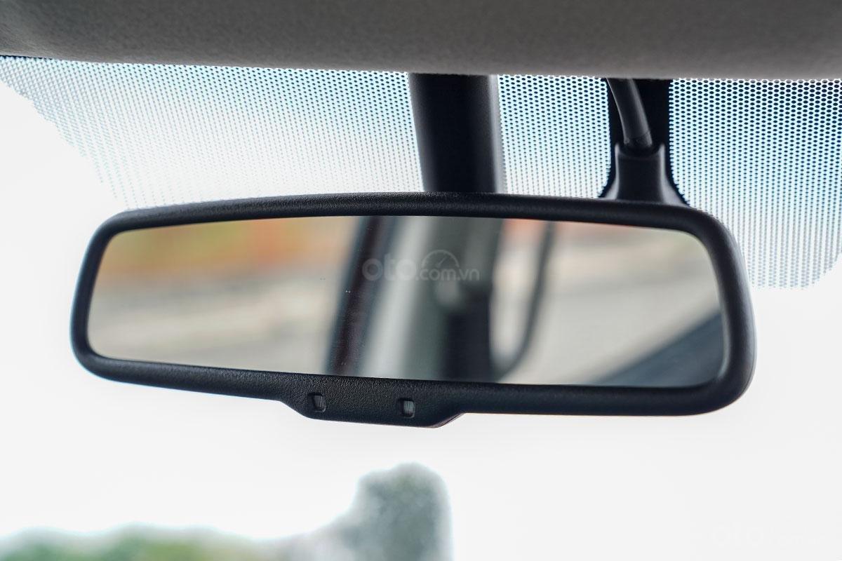 Đánh giá xe Mitsubishi Triton 2019 phiên bản 4x4 AT MIVEC: Gương chiếu hậu