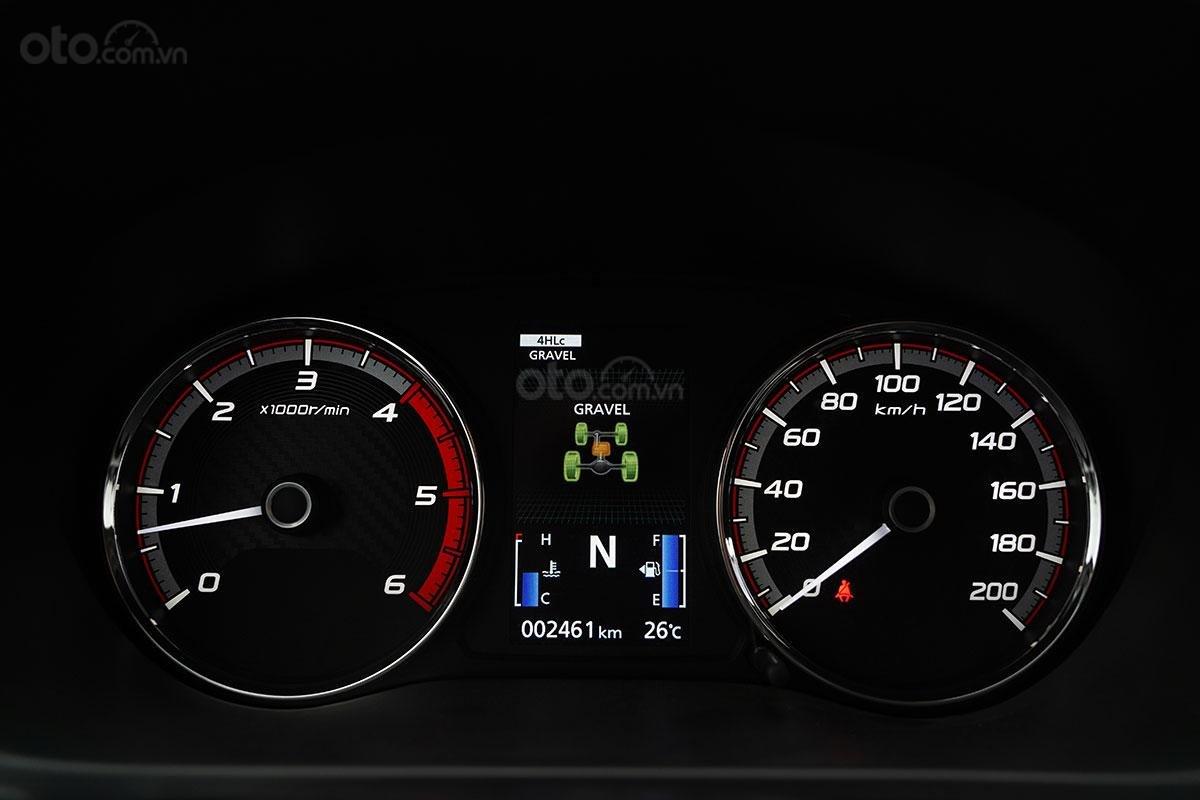 Đánh giá xe Mitsubishi Triton 2019 phiên bản 4x4 AT MIVEC