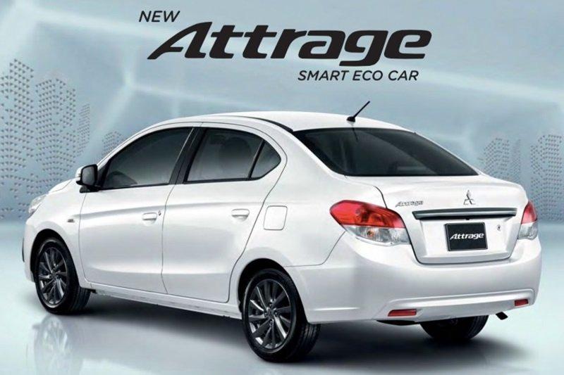 Đánh giá xe Mitsubishi Attrage