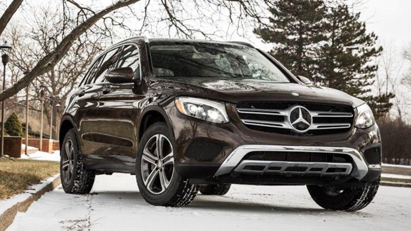 Đánh giá xe Mercedes GLC 300