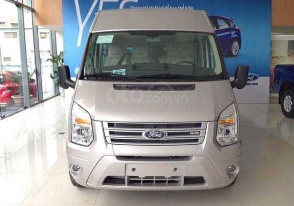 Trả trước 400tr dẫn ngay Ford Transit mới về nhà  LH: 0935.389.404 - Hoàng Ford Đà Nẵng-2