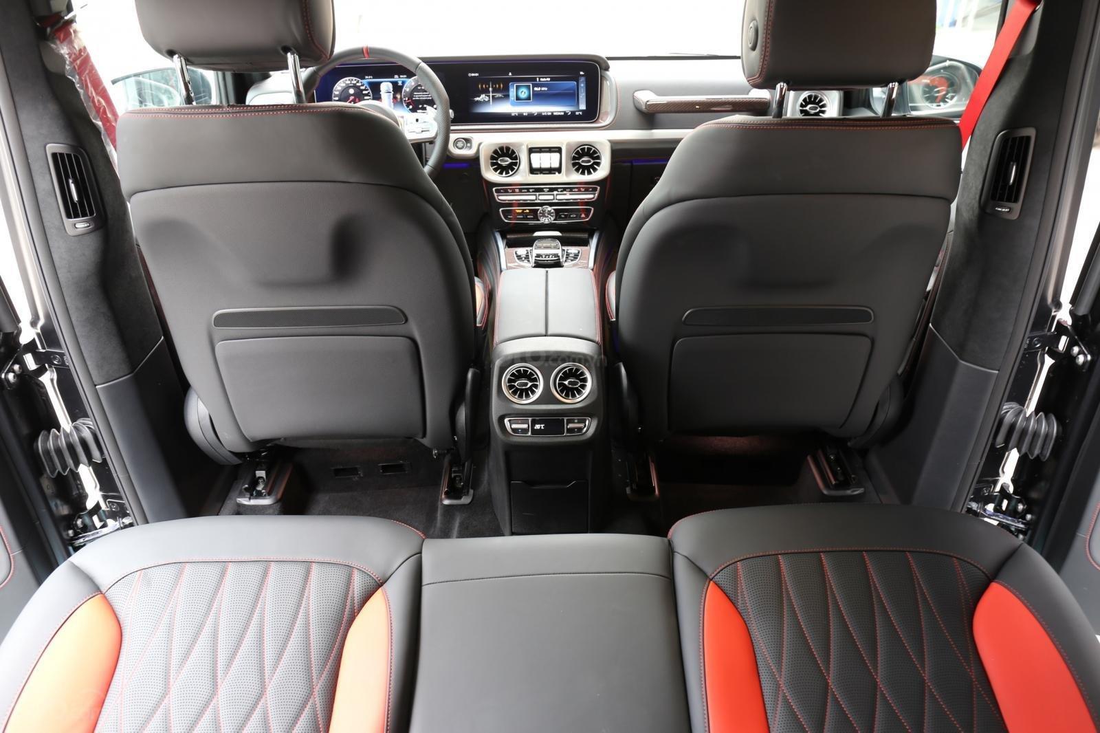 Cần bán Mercedes G63 AMG Edition 1 năm 2019, màu đen, xe nhập (9)