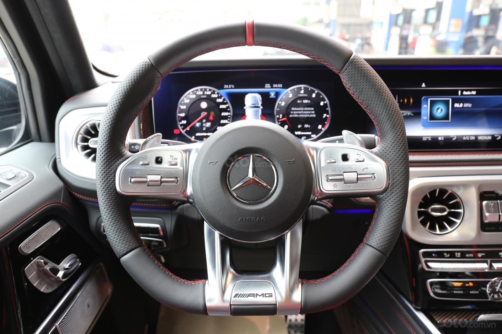 Cần bán Mercedes G63 AMG Edition 1 năm 2019, màu đen, xe nhập (10)