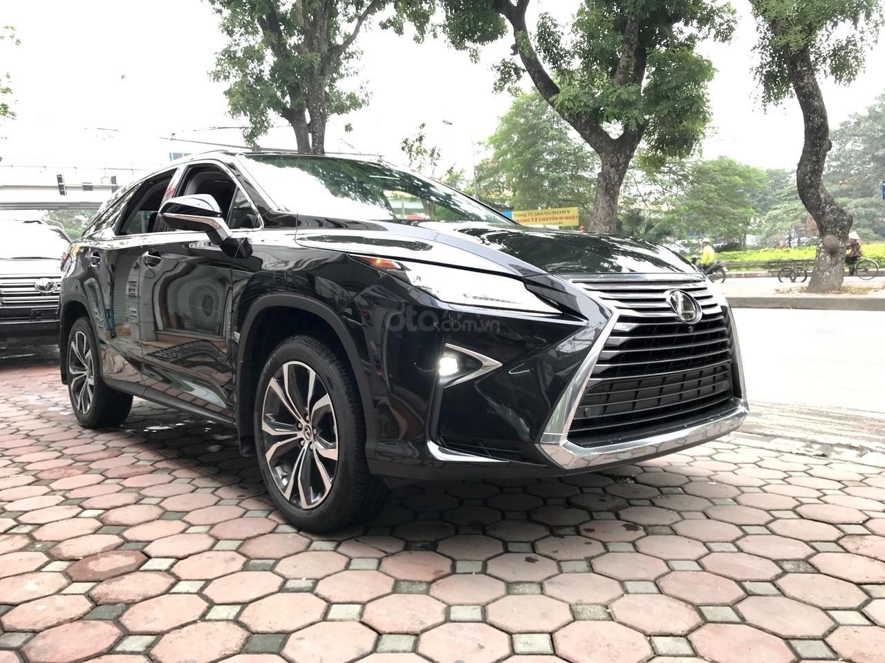 Bán Lexus RX R350L 2018, màu đen, 6 chỗ, nhập khẩu Mỹ - Mr Huân 0981.0101.61-1