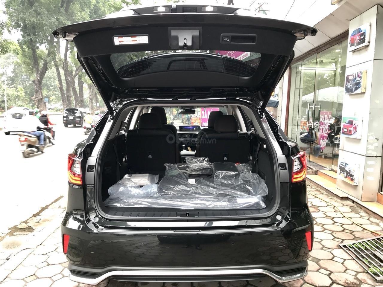 Bán Lexus RX R350L 2018, màu đen, 6 chỗ, nhập khẩu Mỹ - Mr Huân 0981.0101.61-19