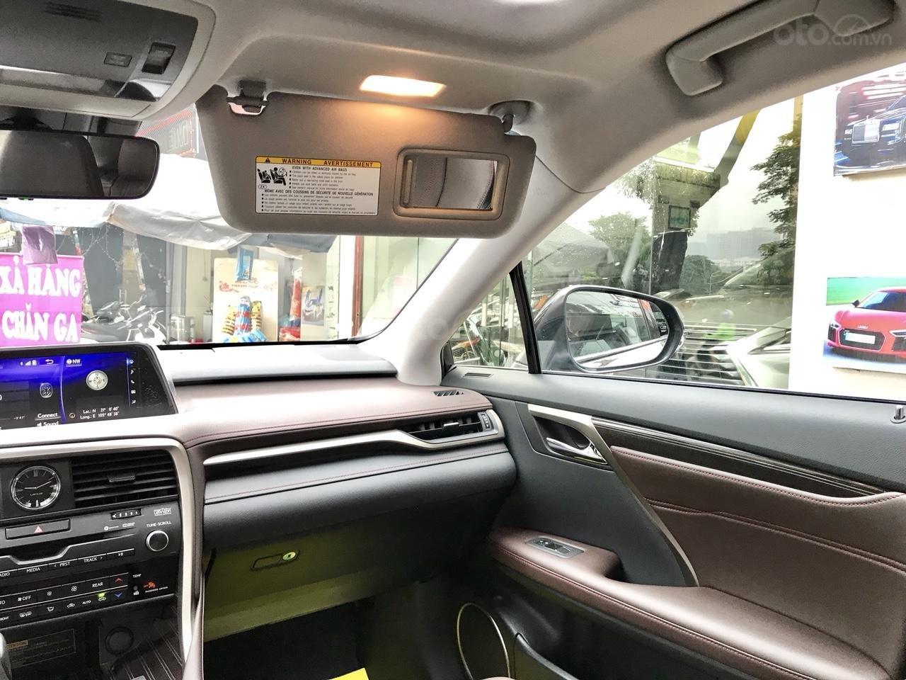 Bán Lexus RX R350L 2018, màu đen, 6 chỗ, nhập khẩu Mỹ - Mr Huân 0981.0101.61-14
