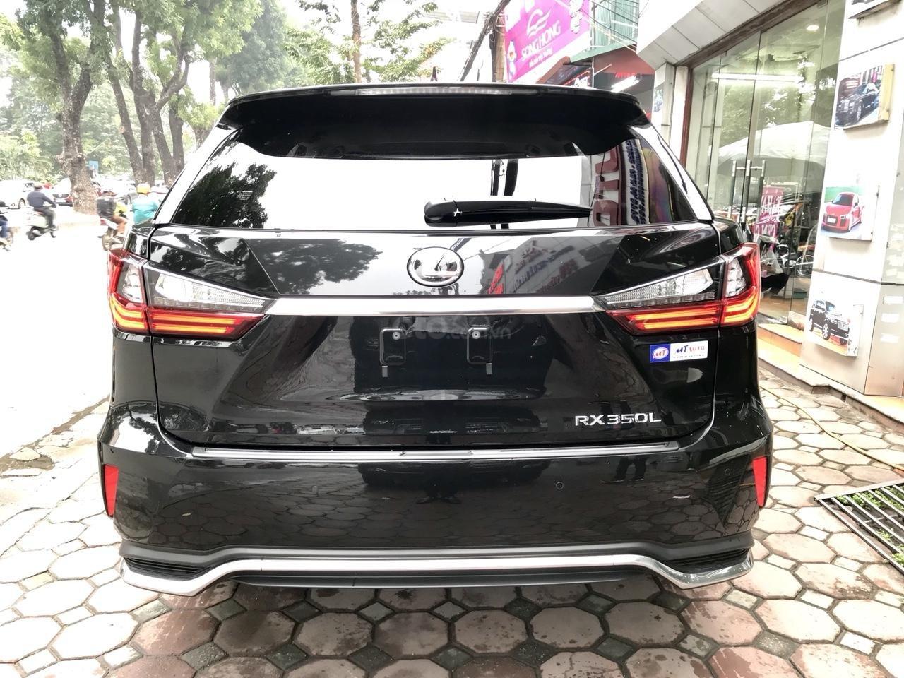Bán Lexus RX R350L 2018, màu đen, 6 chỗ, nhập khẩu Mỹ - Mr Huân 0981.0101.61-17