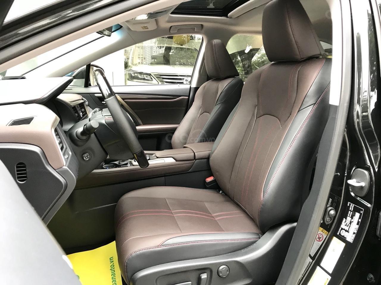 Bán Lexus RX R350L 2018, màu đen, 6 chỗ, nhập khẩu Mỹ - Mr Huân 0981.0101.61-18