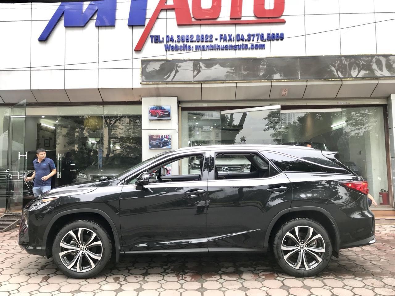 Bán Lexus RX R350L 2018, màu đen, 6 chỗ, nhập khẩu Mỹ - Mr Huân 0981.0101.61-0