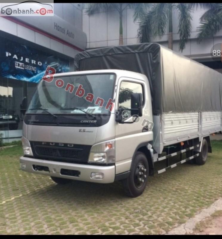 Bán Mitsubishi Fuso Canter 7.5, tải trọng - 4300 kg, xe Nhật Bản (10)