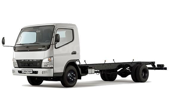 Bán Mitsubishi Fuso Canter 7.5, tải trọng - 4300 kg, xe Nhật Bản (7)