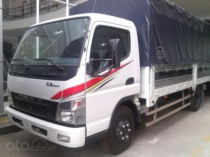 Bán Mitsubishi Fuso Canter 7.5, tải trọng - 4300 kg, xe Nhật Bản (3)