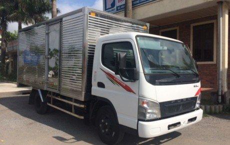Bán Mitsubishi Fuso Canter 7.5, tải trọng - 4300 kg, xe Nhật Bản (4)