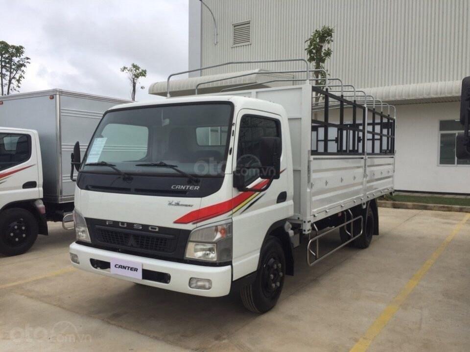 Bán Mitsubishi Fuso Canter 7.5, tải trọng - 4300 kg, xe Nhật Bản (11)