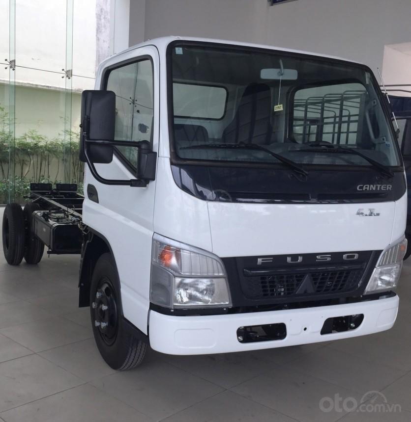 Bán Mitsubishi Fuso Canter 7.5, tải trọng - 4300 kg, xe Nhật Bản (2)