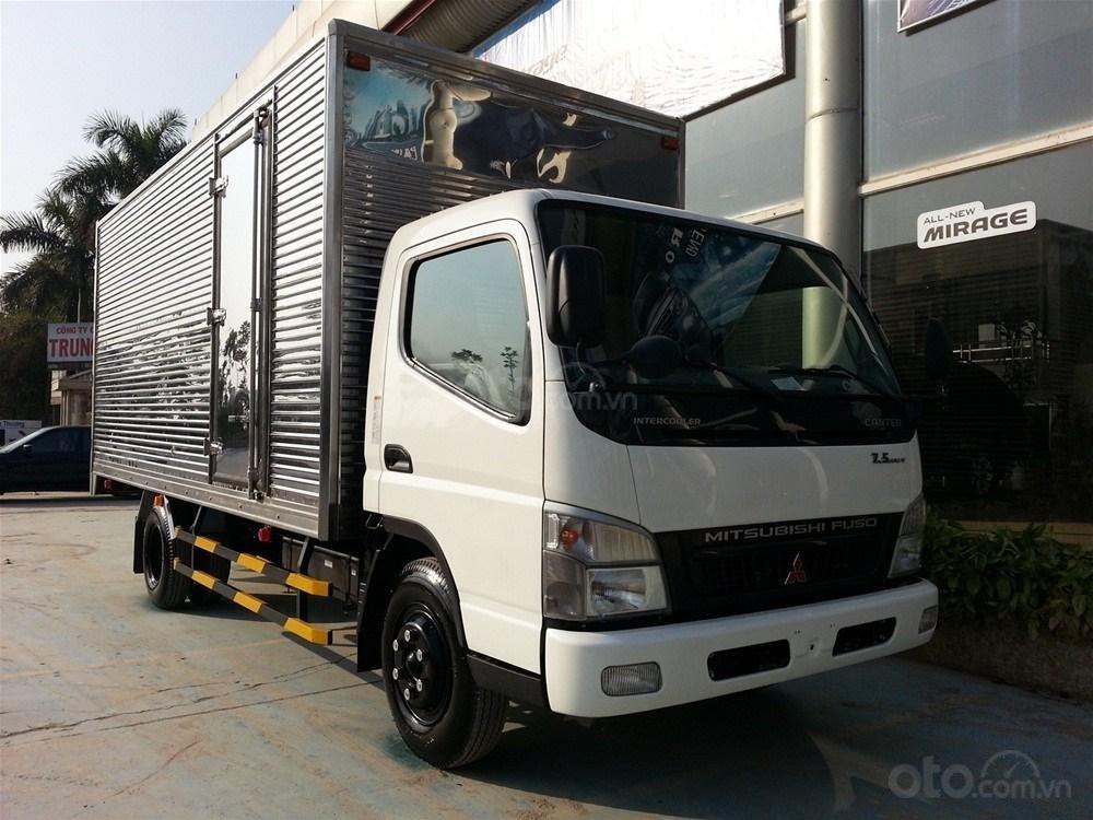 Bán Mitsubishi Fuso Canter 7.5, tải trọng - 4300 kg, xe Nhật Bản (8)