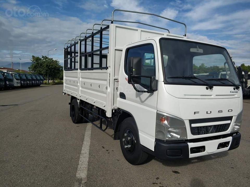 Bán Mitsubishi Fuso Canter 7.5, tải trọng - 4300 kg, xe Nhật Bản (1)