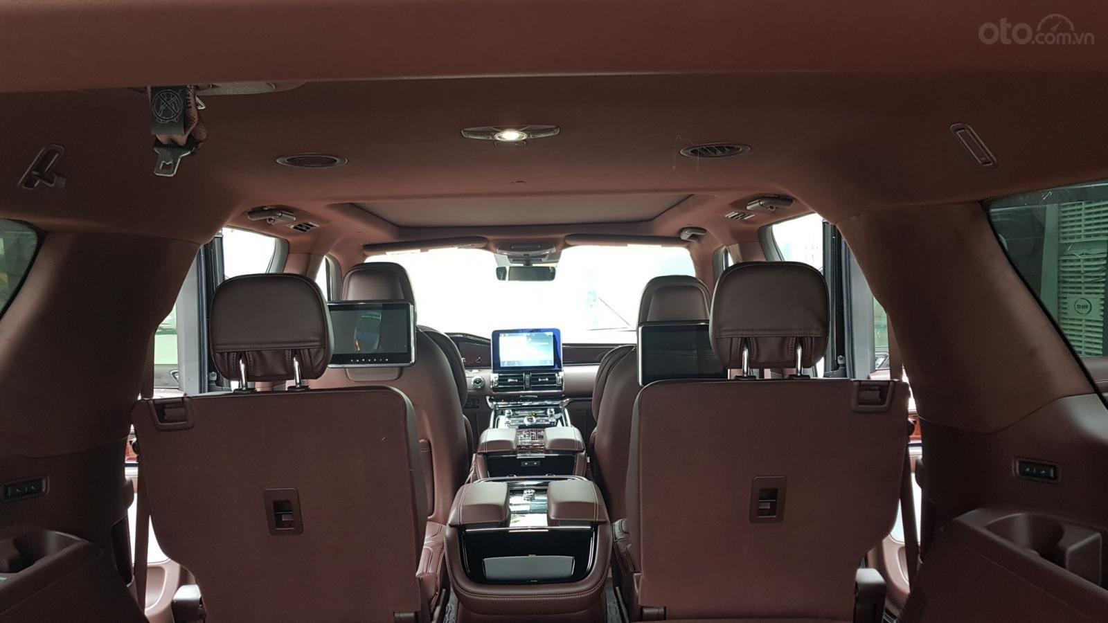 Bán ô tô Lincoln Navigator L Black Label sản xuất 2019, màu đen, nhập khẩu mới 100%-22
