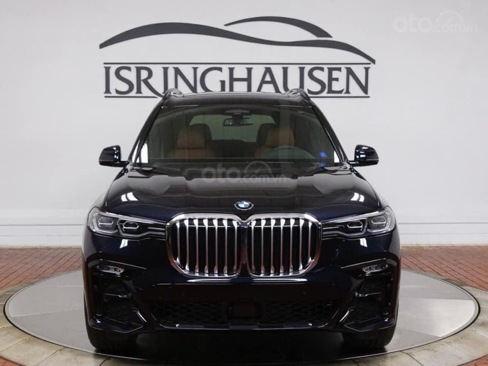Bán BMW X7 xDrive40i  sản xuất năm 2019, màu đen, xe nhập-0