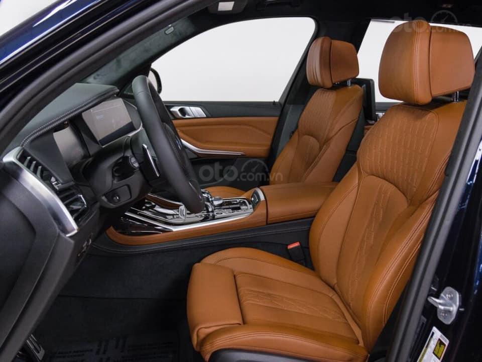 Bán BMW X7 xDrive40i sản xuất năm 2019, màu đen, xe nhập (4)