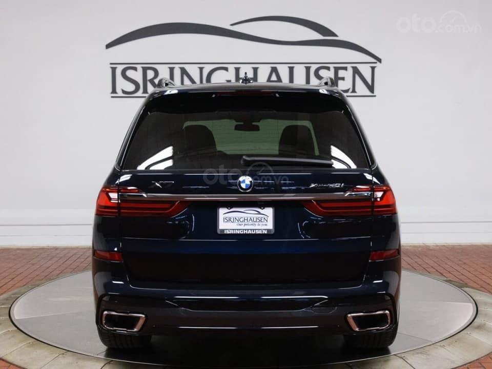 Bán BMW X7 xDrive40i sản xuất năm 2019, màu đen, xe nhập (11)