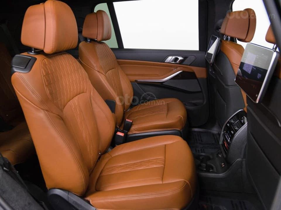 Bán BMW X7 xDrive40i  sản xuất năm 2019, màu đen, xe nhập-6