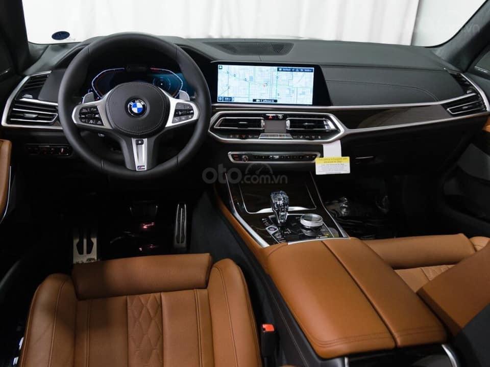Bán BMW X7 xDrive40i  sản xuất năm 2019, màu đen, xe nhập-4