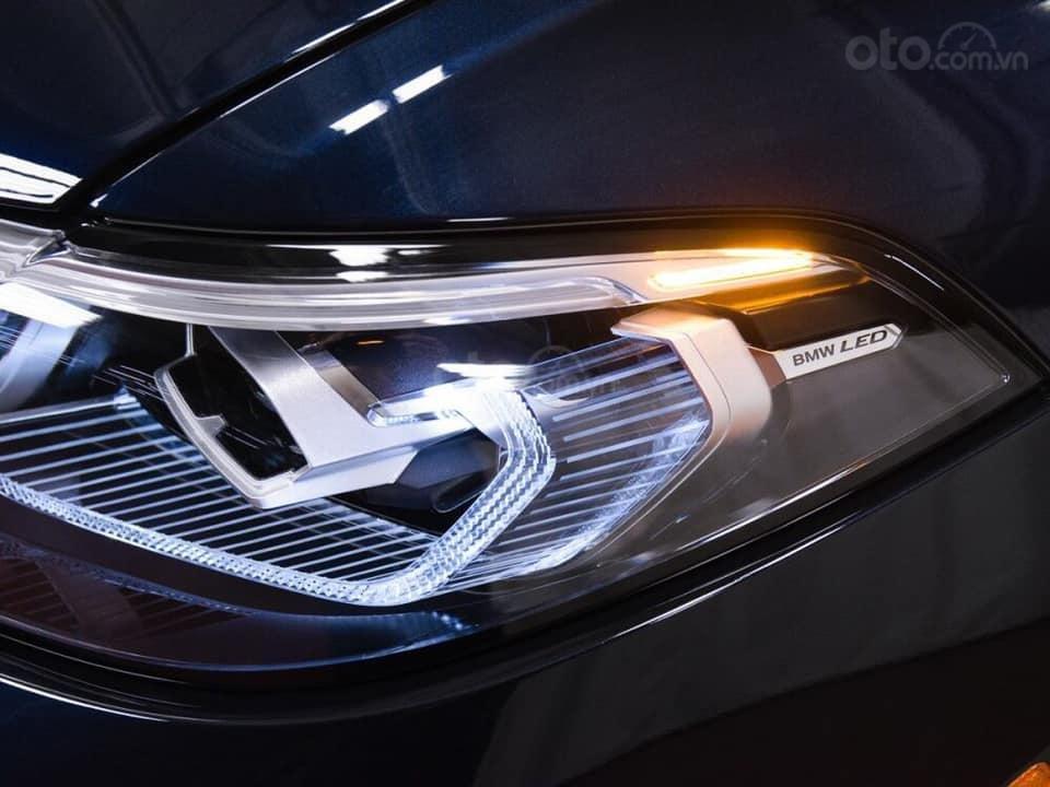 Bán BMW X7 xDrive40i  sản xuất năm 2019, màu đen, xe nhập-2
