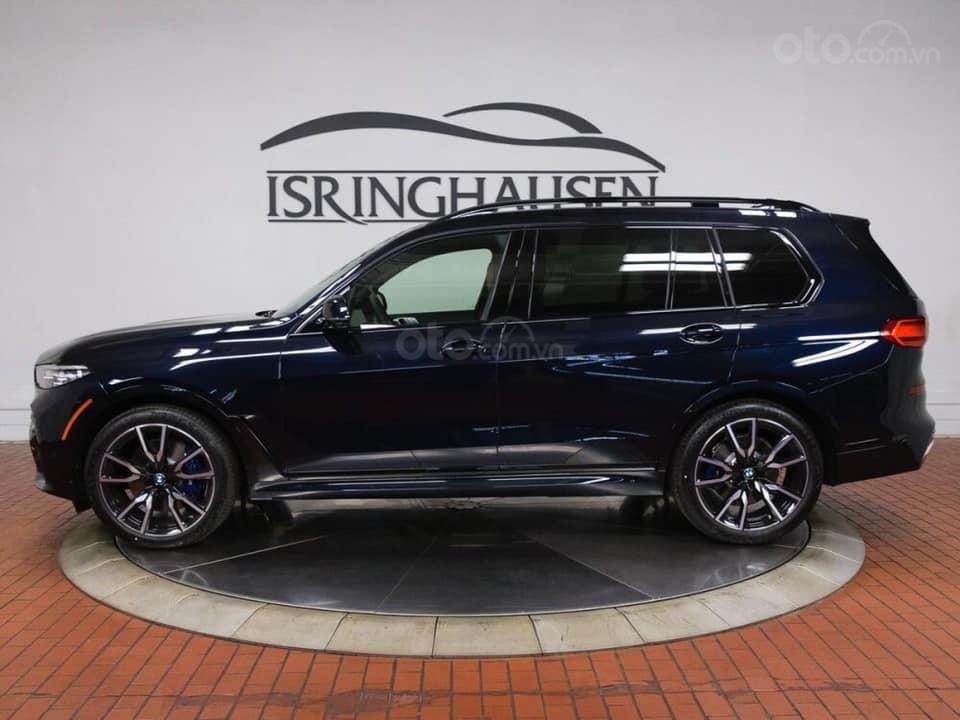 Bán BMW X7 xDrive40i  sản xuất năm 2019, màu đen, xe nhập-9