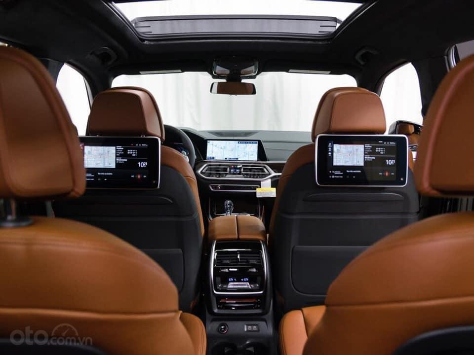 Bán BMW X7 xDrive40i  sản xuất năm 2019, màu đen, xe nhập-5