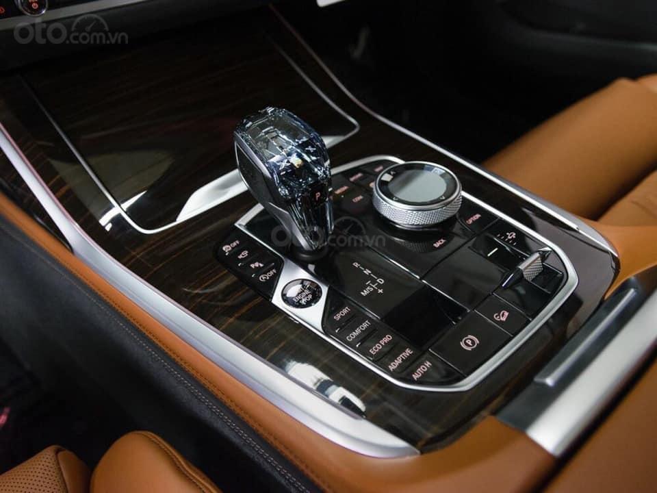 Bán BMW X7 xDrive40i  sản xuất năm 2019, màu đen, xe nhập-7