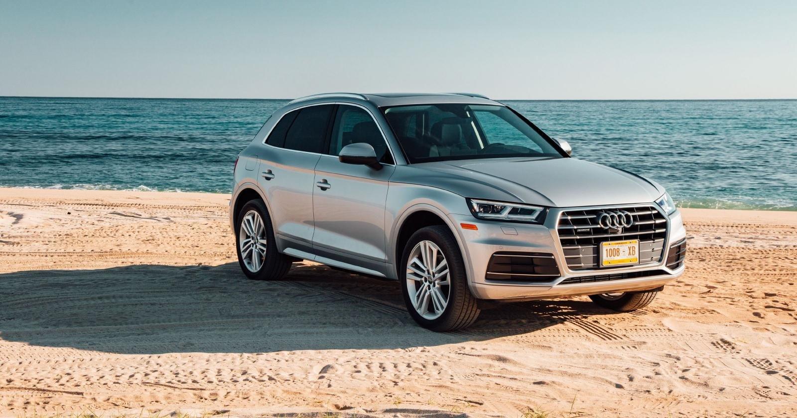 Đánh giá xe Audi Q5