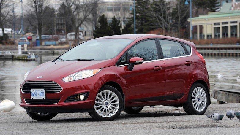 Giá xe Ford Fiesta cũ