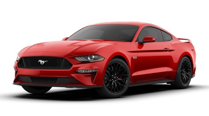 Giá xe Ford Mustang cũ