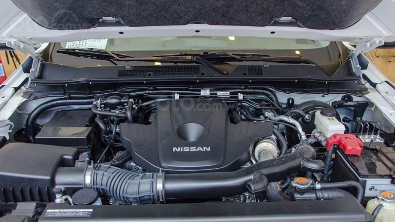 Động cơ Nissan Navara 2019...