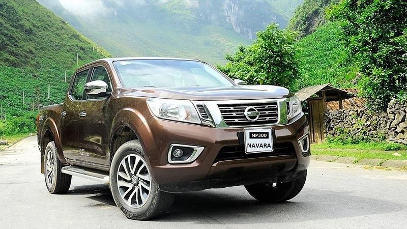 Đầu xe Nissan Navara 2019...